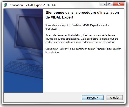 [logiciel]: logiciel VIDAL Expert pour pc gratuit avec activation  - Page 3 Image003
